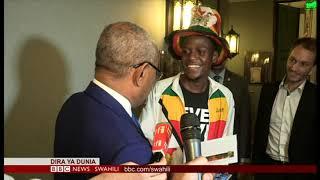 BBC DIRA YA DUNIA ALHAMISI 18/07/2019 / Видео