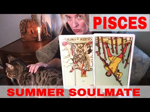 ⛔️No, no and no, Pisces!! June/July/August 2018 Soulmate Tarot