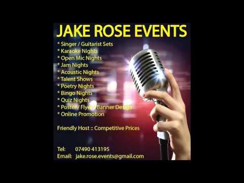 Jake Rose - Shattered Cross (Darrell Scott / Stuart Adamson)