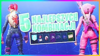 TOP 5 SKINS COMBINATIONS-Fortnite Battle Royale