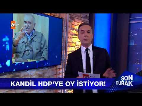 KANDİL HDP'YE OY İSTİYOR!