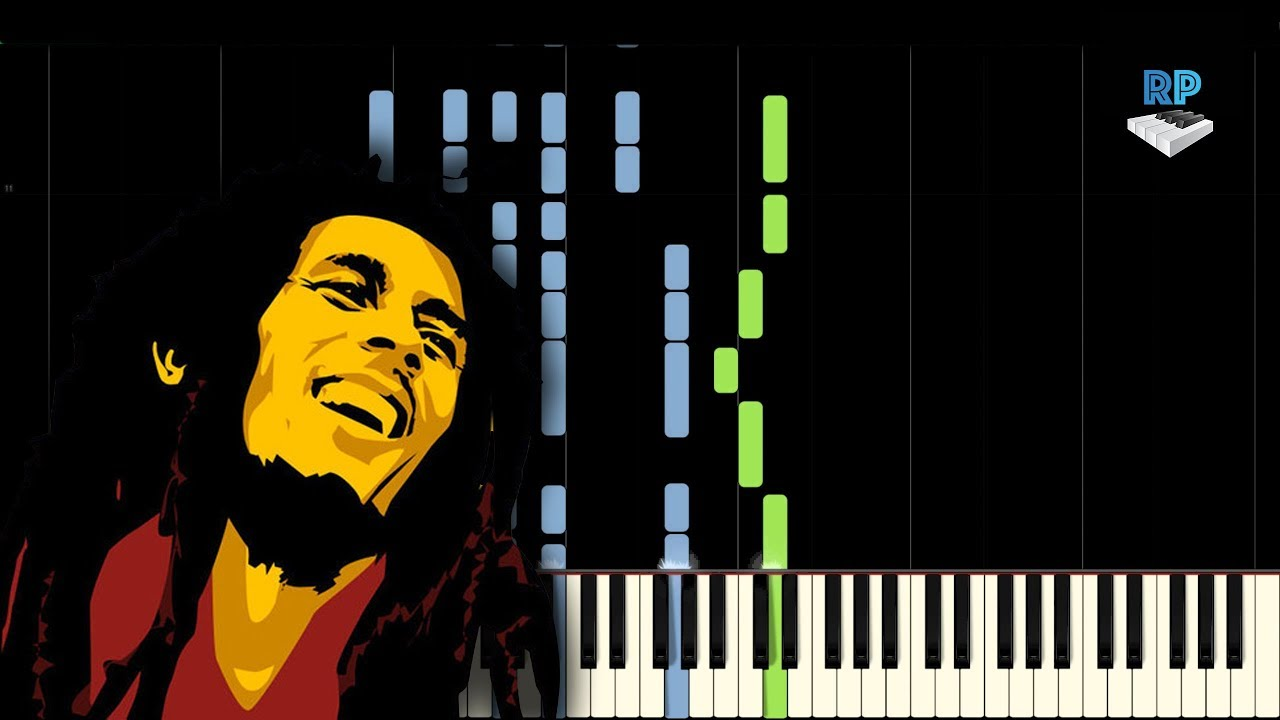 Bob marley redemption song piano tutorial youtube bob marley redemption song piano tutorial hexwebz Image collections