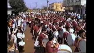 Fanfarra Municipal de Jardim Alegre - Pr - Desfile 07 de Setembro de 1998