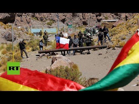Un mar de diferencias: Choque de opiniones en RT entre Chile y Bolivia por la pugna en la Haya