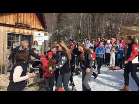 Mount Greylock boys, girls ski teams clinch MIAA Nordic Skiing Championships