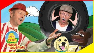 This Old Man | Nursery Rhymes for Kids | Learn to Count | The Mik Maks