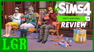 LGR - The Sims 4 Nifty Knitting Stuff Review