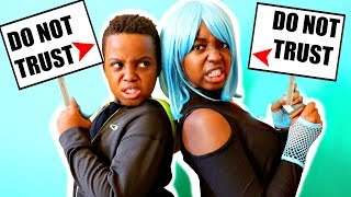 SECRET SPIES Shiloh and Shasha - Onyx Kids