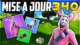 Fortnite Info : Mise à Jour 3.4.0 sur Fortnite Sauver le Monde ! - (Fortnite PVE Patch Note 3.4.0)