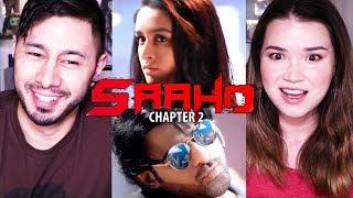 SAAHO: Shades of Saaho Chapter 2 | Prabhas | Shraddha Kapoor | Reaction!