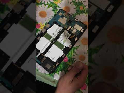 Планшет самсунг черный экран,работает но экран не отображает изображение решение проблемы!