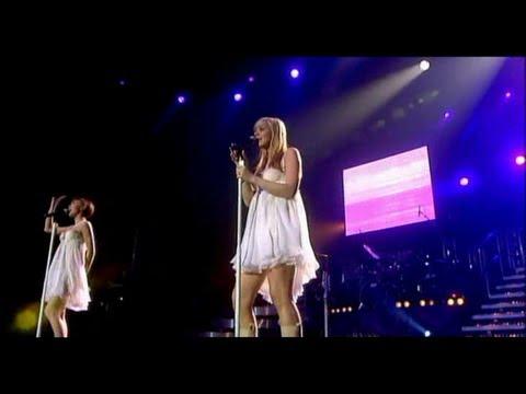 Atomic Kitten - The last goodbye - Live DVD Rip