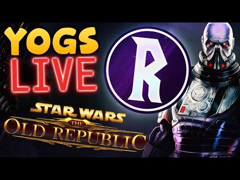 Star Wars - The Old Republic w/ Rythian, Zylus & Ravs! - 25th January 2016
