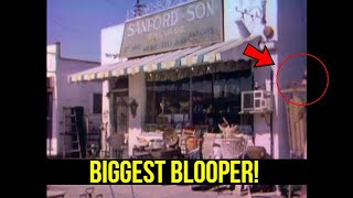 The BIGGEST Sanford & Son Blooper You Probably NEVER Saw in EVERY Episode!