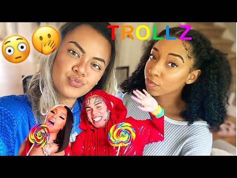 TROLLZ - 6ix9ine \u0026 Nicki Minaj (Official Music Video REACTION)