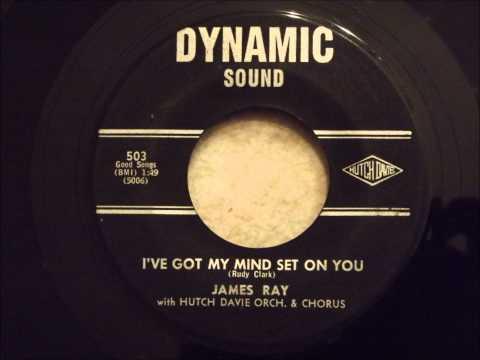 James Ray - I've Got My Mind Set On You - Original Version of George Harrison Song