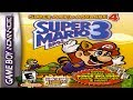 [LONGPLAY] GBA - Super Mario Advance 4: Super Mario Bros 3 (HD, 60FPS)