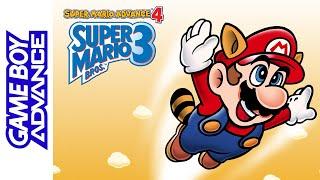 [LONGPLAY] GBA - Super Mario Advance 4: Super Mario Bros 3 (HD, 60FPS)