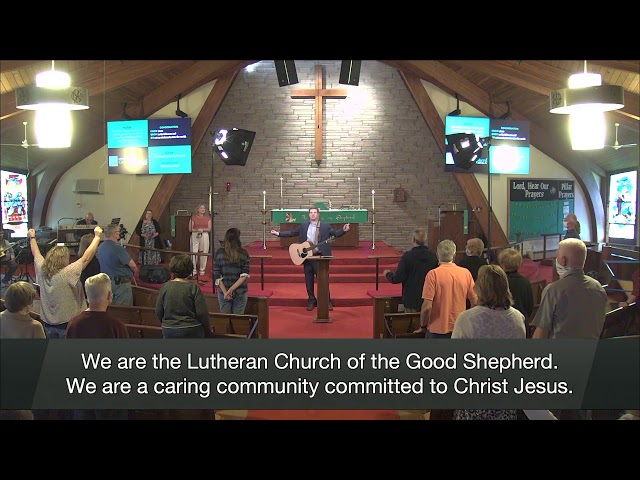 Worship for September 20, 2020 - Facing Depression, Axiety, and Overwhelm