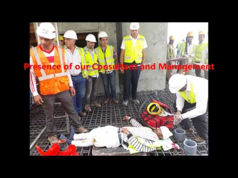THE SAIL TOWER- JEDDAH SA. Alsaad General Contracting llc - Medical Emergency Drill 9 3 2017