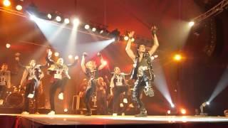 """Stéphane Lambiel """"Rock Circus"""" Premiere 16.03.2013 (2)"""