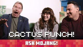 Ask Mojang #9: Cactus Punch!