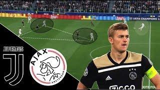 The secrets behind the exploit | Juve-Ajax Tactical Analysis