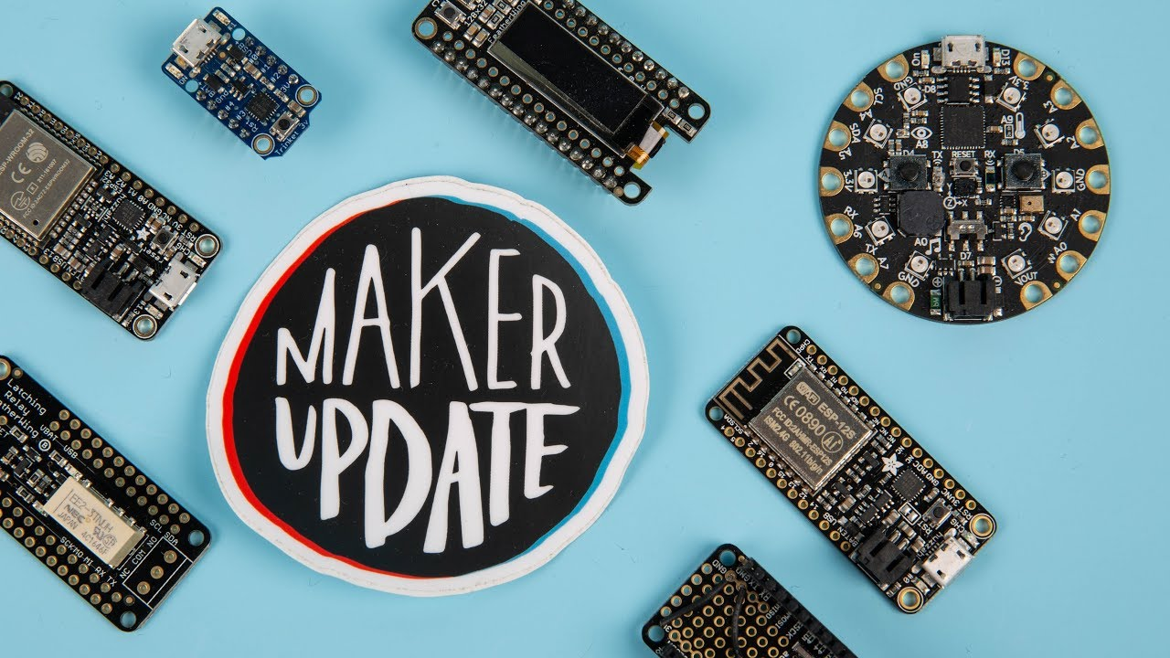 Clocking In [Maker Update #111] •Maker Project Lab