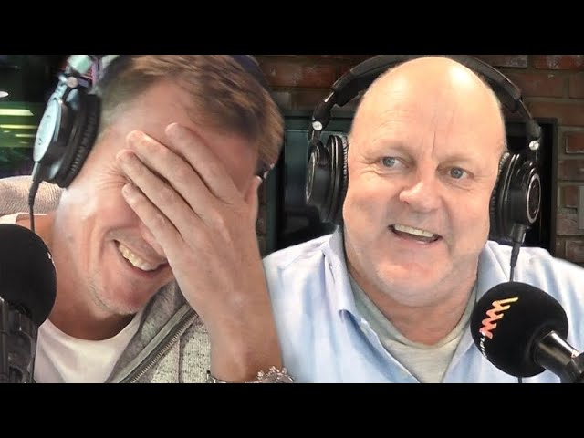 Billy Brownless Tells One Of His Best Fruity Friday Jokes Yet   Rush Hour with JB & Billy   Triple M