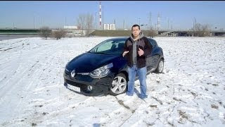 (ENG) 2013 Renault Clio 4 1.5 dCi - test drive and review
