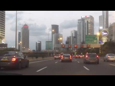 Israel Tel Aviv Highway 20, Eurovision City 2019 تل أبيب تلآویو