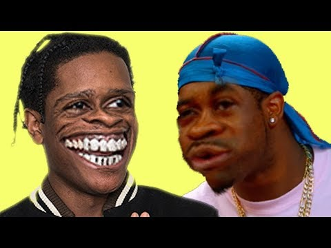 A$AP Rocky Bullies A$AP Ferg In This Interview