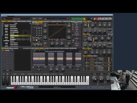 Vengeance Sound Updated VPS Avenger Synthesizer To V 1 2 5 - SYNTH