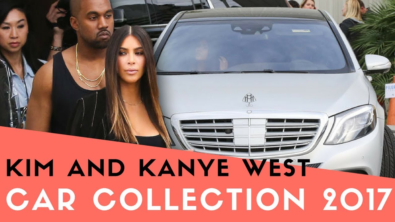 car collection of kim kardashian and kanye west youtube. Black Bedroom Furniture Sets. Home Design Ideas
