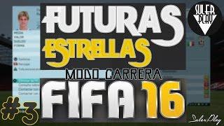 FIFA 16 FUTURAS ESTRELLAS (Jugadores con gran potencial) #3
