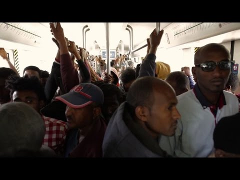 Light rail fails to fix Ethiopia's traffic troubles