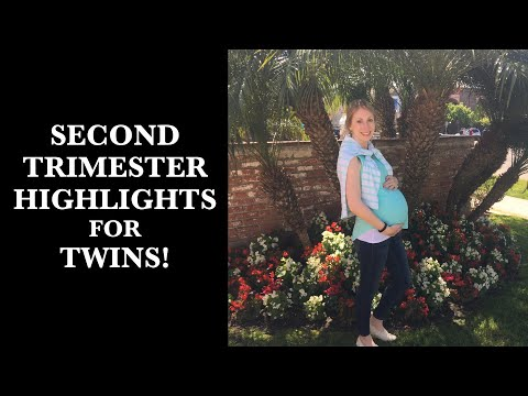 Second Trimester Highlights - Twins