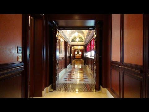 Tour the World's Best Presidential Suite - Principe di Savoia in Milan