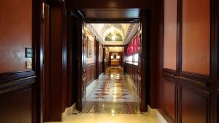 Tour the World's Best Presidential Suite - Princip...