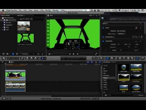 how to zoom in in final cut pro
