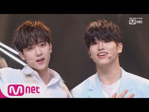 1THE9 - The Story KPOP TV Show  M COUNTDOWN 190425 EP616