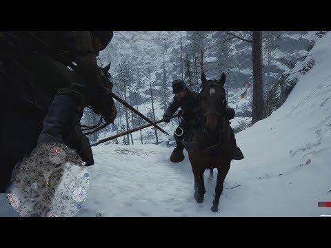 NEW RUSSIAN SPEAR HORSE GAMEPLAY (Battlefield 1)