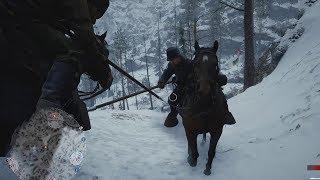NEW RUSSIAN SPEAR HORSE GAMEPLAY Battlefield 1