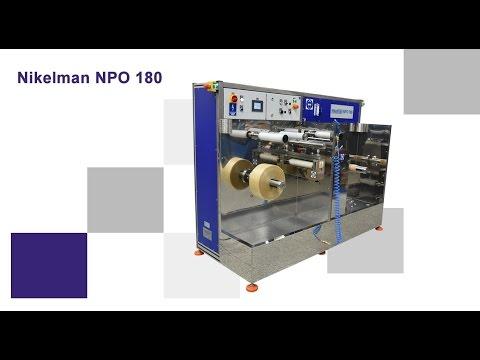 NIKELMAN - High Speed Rewinding On Device For 'NPO Slava' - Nikelman® PO 180