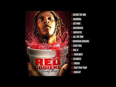 Young Thug - Red Codiene (Full Mixtape June 2017)