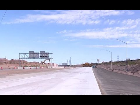 Phase One of Interstate 11 opening Wednesday in Henderson