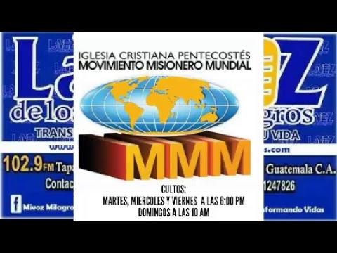 """Programa: """"Mi hora Kids""""                   Solo por LA VOZ DE LOS MILAGROS 102.9 FM"""