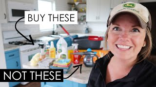 Overrated Cleaning Products? Test them with me!