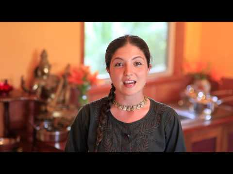 Radha from Earthsong Ayurveda - Introduction to Ayurvedic Cooking