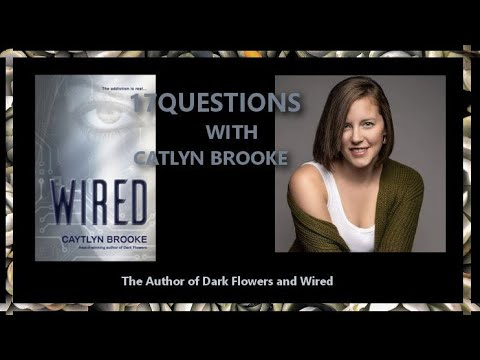 Author Awareness August:  Caytlyn Brooke